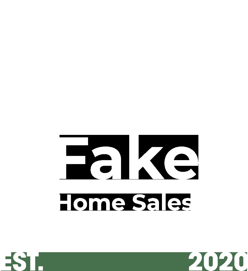Fake Home Sales